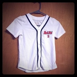 Youth Red Sox Jersey